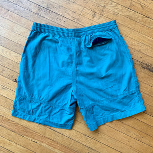 Surf Odyssey Solid Canvas Shorts