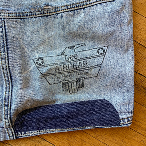 Lee Denim Air Gear Washed Denim Shorts