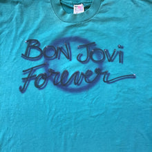 Load image into Gallery viewer, Bon Jovi Forever Air Brush T-Shirt