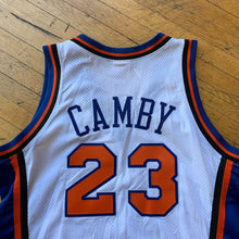 Load image into Gallery viewer, Starter NY Knicks Pro Cut Camby Jersey