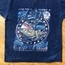 Load image into Gallery viewer, Yankees 1999 World Series Champion T-Shirt