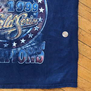 Yankees 1999 World Series Champion T-Shirt