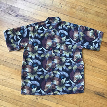 Load image into Gallery viewer, Bruno Floral Seer Sucker Silk SS Woven