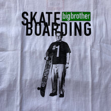 Load image into Gallery viewer, Big Brother Skate Boarding T-Shirt
