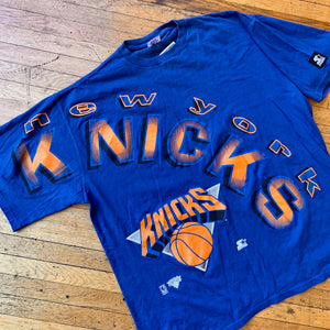 Starter Made In U.S.A Knicks T-Shirt