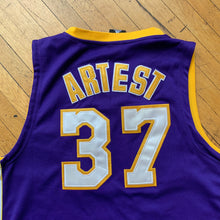 Load image into Gallery viewer, NBA LA Lakers Artest Jersey