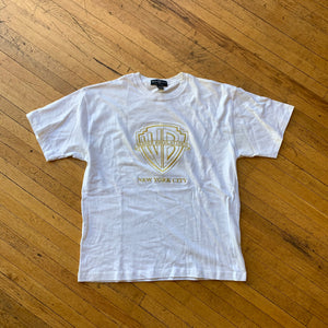 Warner Bros Studio NYC '95 Embroidered T-Shirt