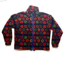Load image into Gallery viewer, Timberland Abstract Full Zip Fleece