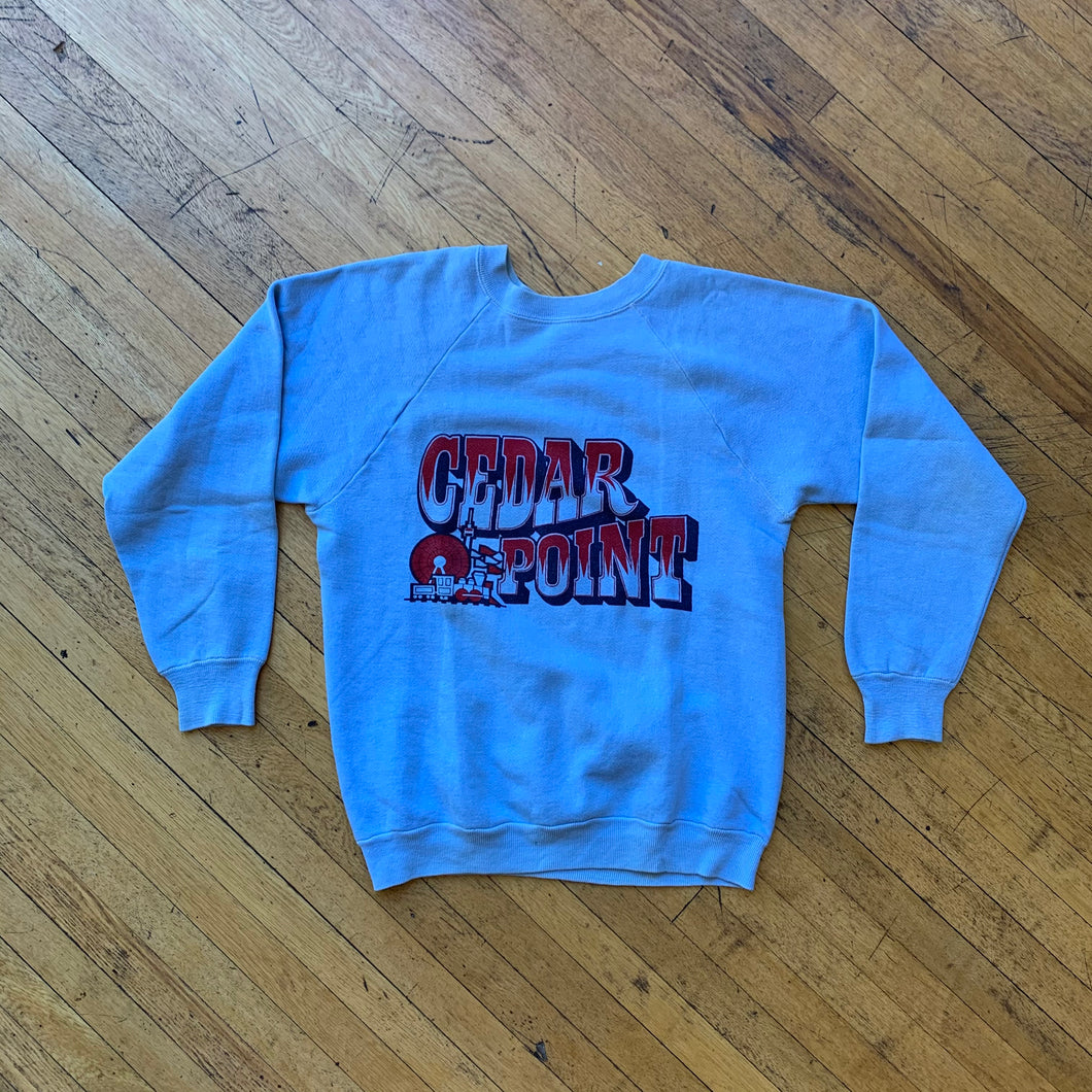 Cedar Point Amusement Park Crewneck