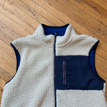 Load image into Gallery viewer, Tommy Hilfiger Deep Pile Vest