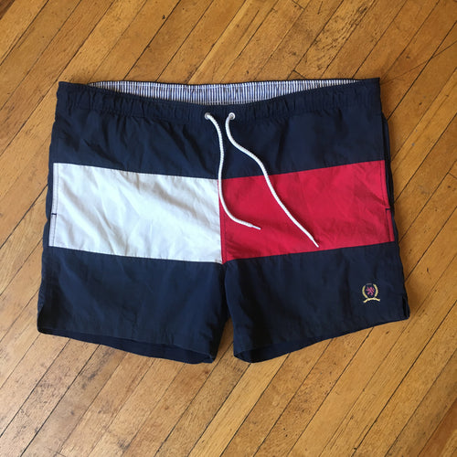 Tommy Hilfiger Flag Swim Trunks