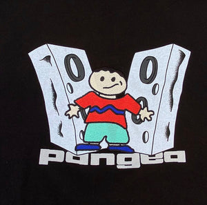 Pangea Lil' Brodie Embroidered T-Shirt