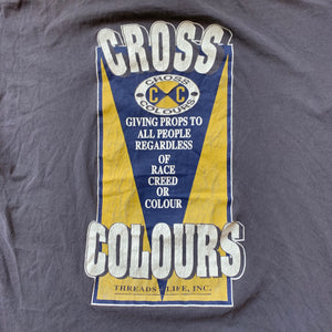Treads Life Cross Colours T-Shirt