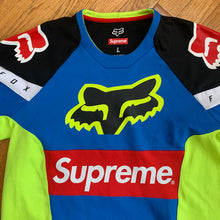 Load image into Gallery viewer, Supreme x Fox Racing SS18 Moto Jersey