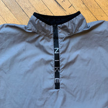 Load image into Gallery viewer, Nike 1/4 Zip Grey Pullover Jacket