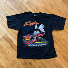 "Load image into Gallery viewer, Dale Earnhardt ""Back In The Saddle"" T-Shirt"