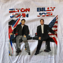 Load image into Gallery viewer, Elton John & Billy Joel 1994 Tour T-Shirt