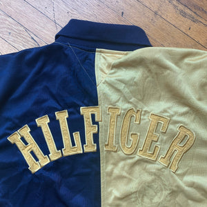 Tommy Hilfiger Satin Split Color Polo