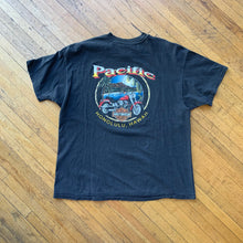 "Load image into Gallery viewer, Harley Davidson ""A Ride In Paradise"" Hawaii T-Shirt"