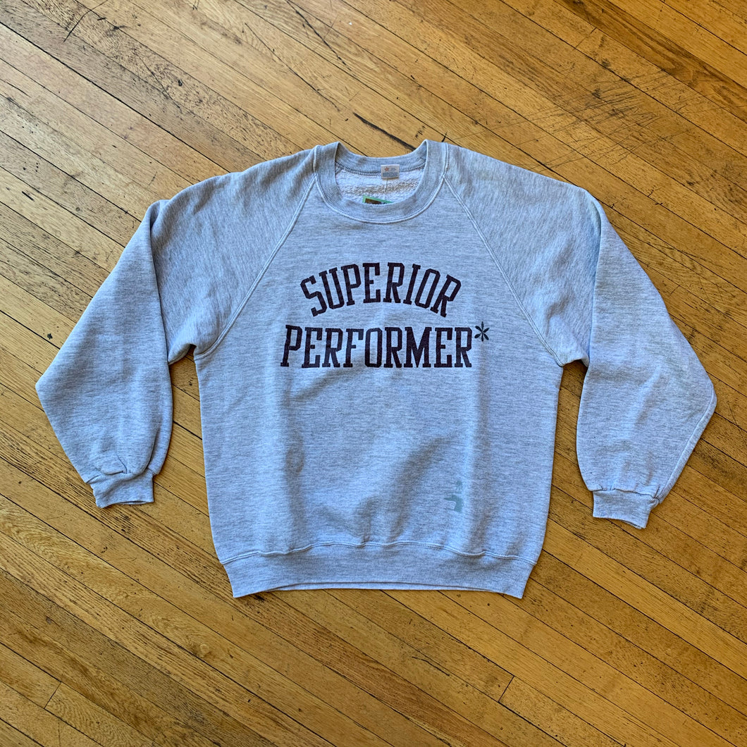 Superior Performer Crewneck