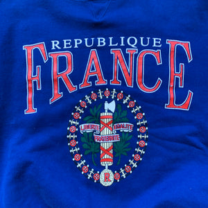 Republique France Crest Crewneck