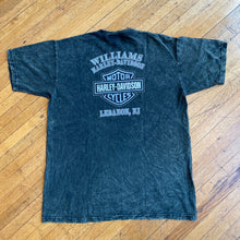 Load image into Gallery viewer, Harley Davidson Lebanon Crinkle Dye T-Shirt