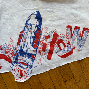 SmokyRow U.S.A Rocket Ship T-Shirt