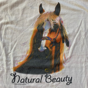 Racing Horse Face T-Shirt