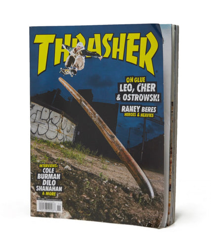 Thrasher Magazine November 2020