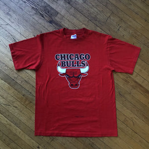 Chicago Bulls Logo T-Shirt