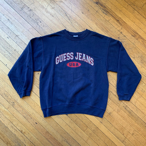 Guess Jeans USA Arch Crewneck