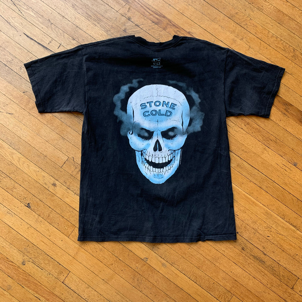 WWF Stone Cold Steve Austin Washed T-Shirt