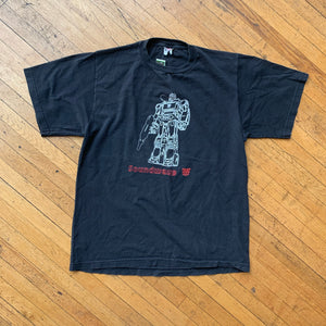 Transformers Soundwave 90's T-Shirt