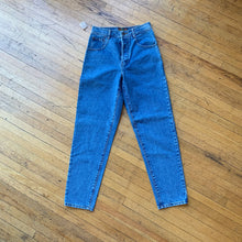 Load image into Gallery viewer, Structure Button Fly Washed Denim Jeans