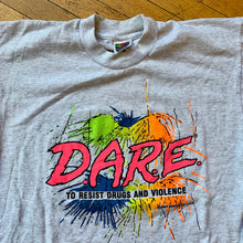 Load image into Gallery viewer, D.A.R.E Fireworks T-Shirt