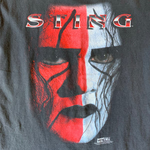 WCW 1998 Sting Face T-Shirt