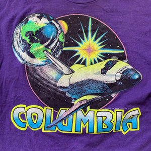 Columbia Space Station Shuttle T-Shirt