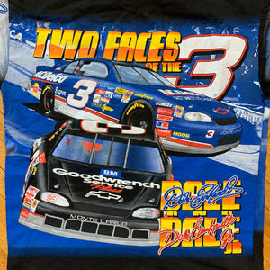 NASCAR Dale And Dale Allover Print T-Shirt