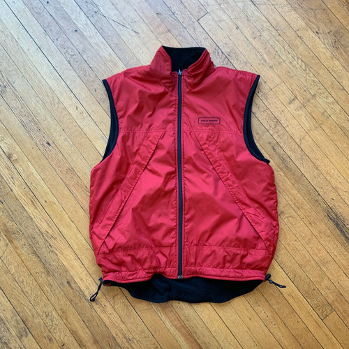 Polo Sport Reversible Tech Fleece Vest
