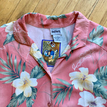 Load image into Gallery viewer, Bonworth Hawaiian Floral Print SS Top