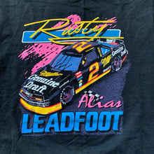 Load image into Gallery viewer, Rusty Wallace Leadfoot Single Stitch T-Shirt