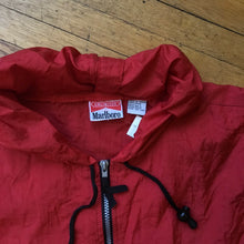 Load image into Gallery viewer, Marlboro Solid Packable Windbreaker