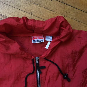 Marlboro Solid Packable Windbreaker