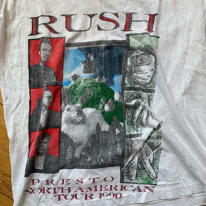 Rush Presto 1990 North American Tour V-Neck T-Shirt
