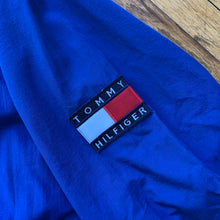 Load image into Gallery viewer, Tommy Hilfiger Solid Logo Patch Jacket