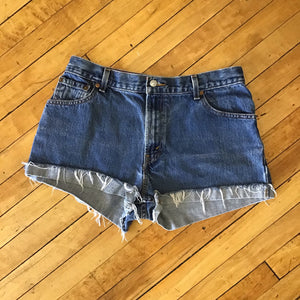 Levis' Denim Cutoff Shorts