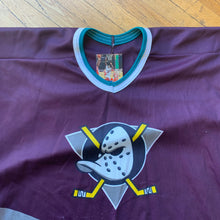 Load image into Gallery viewer, Mighty Ducks Hockey Jersey