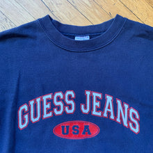 Load image into Gallery viewer, Guess Jeans USA Arch Crewneck