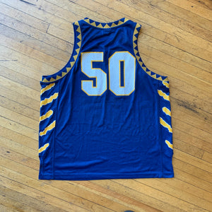 Starter Pitts College Jersey