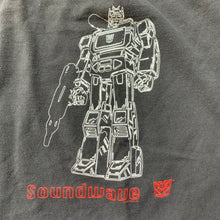 Load image into Gallery viewer, Transformers Soundwave 90's T-Shirt